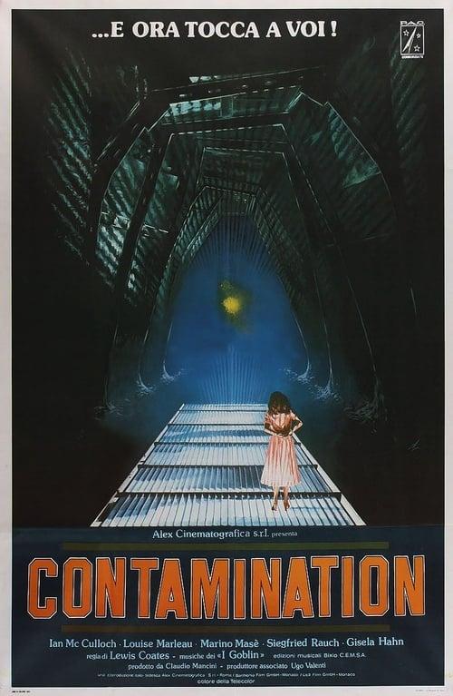 Contamination - Alien arriva sulla terra