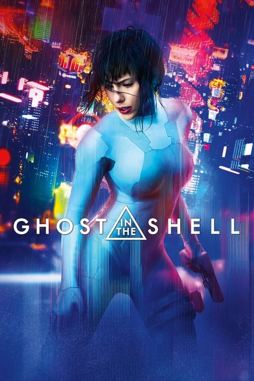 [FR] Ghost in the Shell (2017) streaming Amazon Prime Video