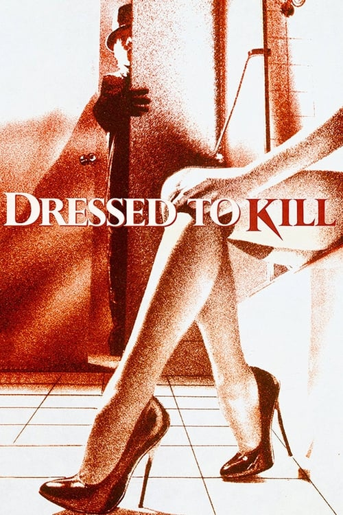 The poster of Dressed to Kill