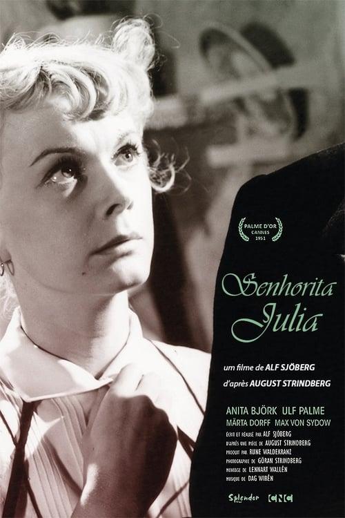 Filme Senhorita Julia Em Português