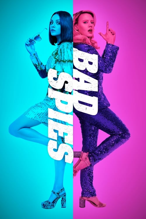 Bad Spies - Poster