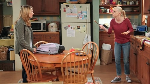Mom: Season 1 – Épisode A Small Nervous Breakdown and a Misplaced Fork