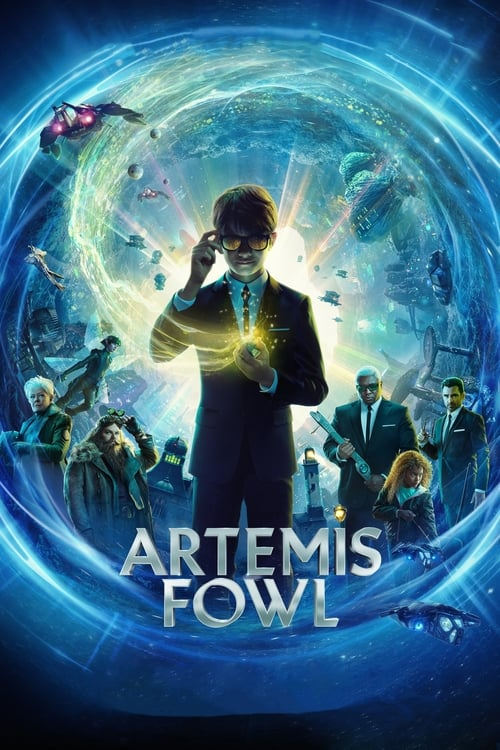 Largescale poster for Artemis Fowl