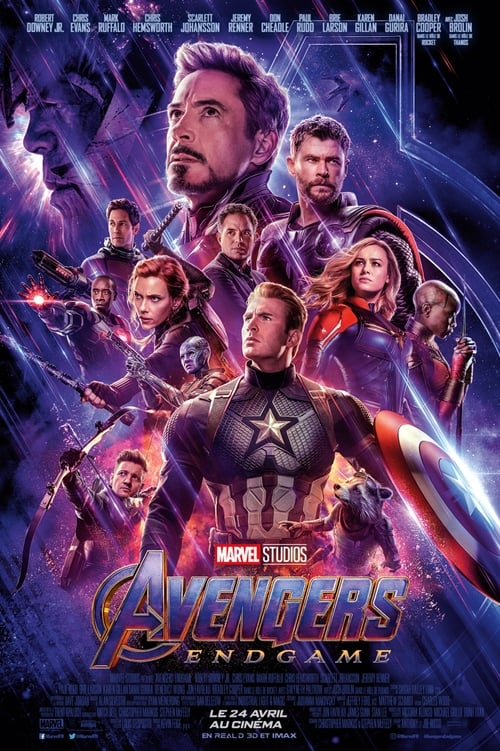 {{REGARDER}}!film hd Avengers : Endgame 2019 Film Streaming VF En Francais