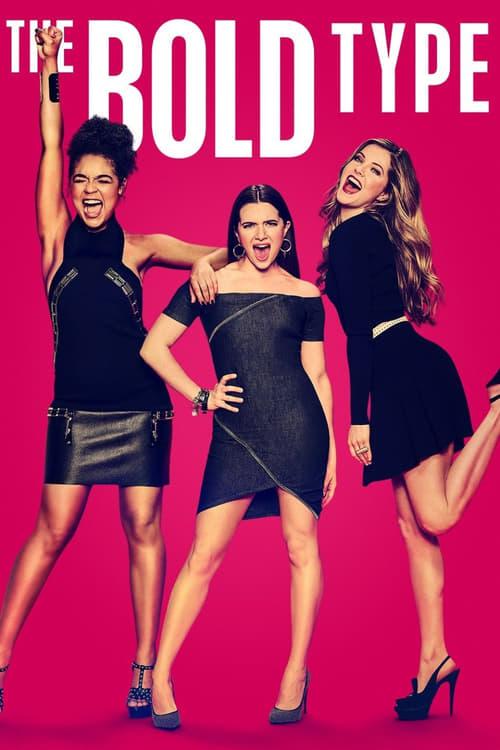 Poster von The Bold Type
