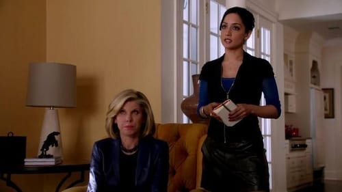 The Good Wife - Season 4 - Episode 16: Runnin' with the Devil