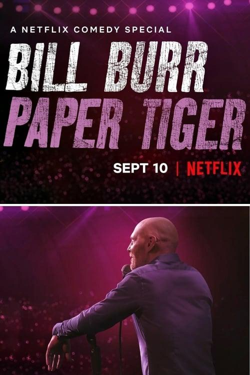 Watch Bill Burr: Paper Tiger Online Earnthenecklace
