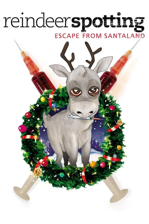Largescale poster for Reindeerspotting: Escape from Santaland