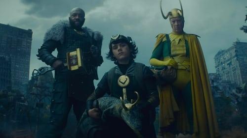 Loki - Season 1 - Episode 5: Journey Into Mystery