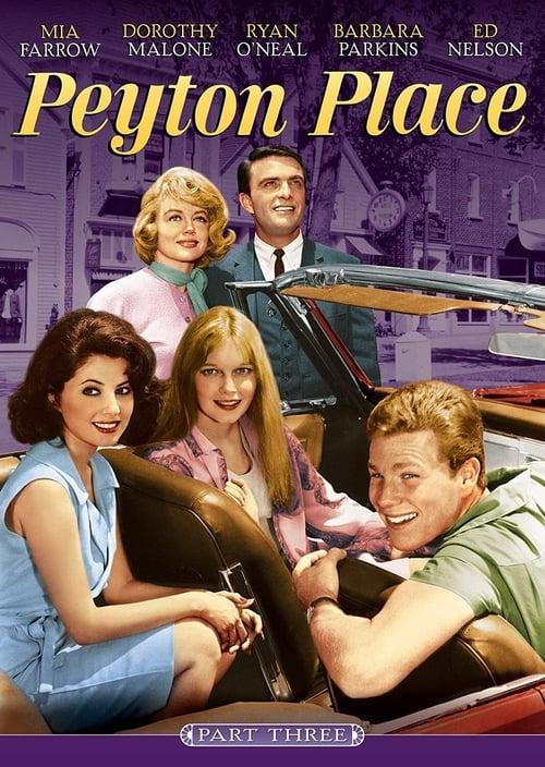 Subtitles Peyton Place (1964) in English Free Download | 720p BrRip x264