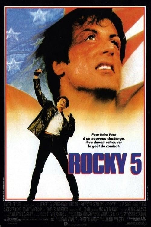 Voir Rocky V (1990) streaming vf