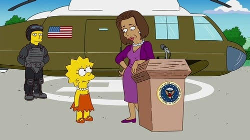 The Simpsons - Season 21 - Episode 15: Stealing First Base