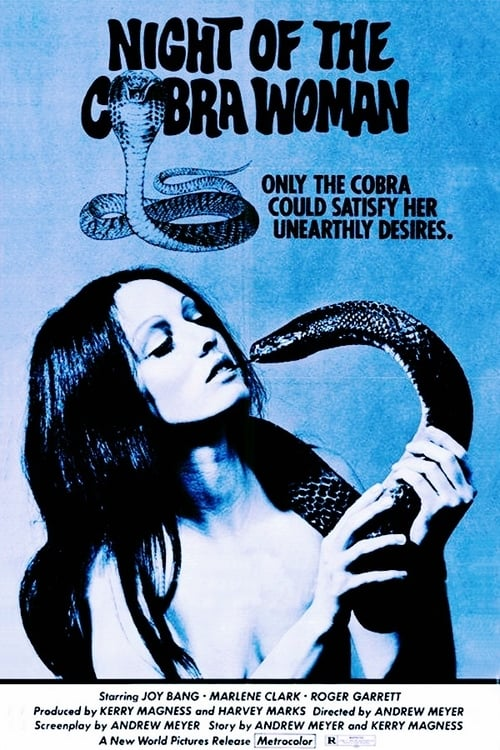 Película Night of the Cobra Woman En Buena Calidad Hd 720p