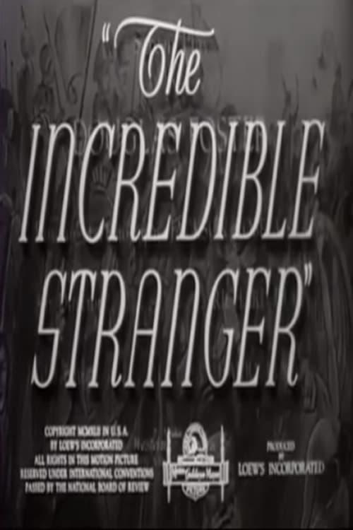 Mira The Incredible Stranger Con Subtítulos En Español