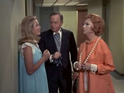 Bewitched: Season 6 – Épisode ...And Something Makes Four