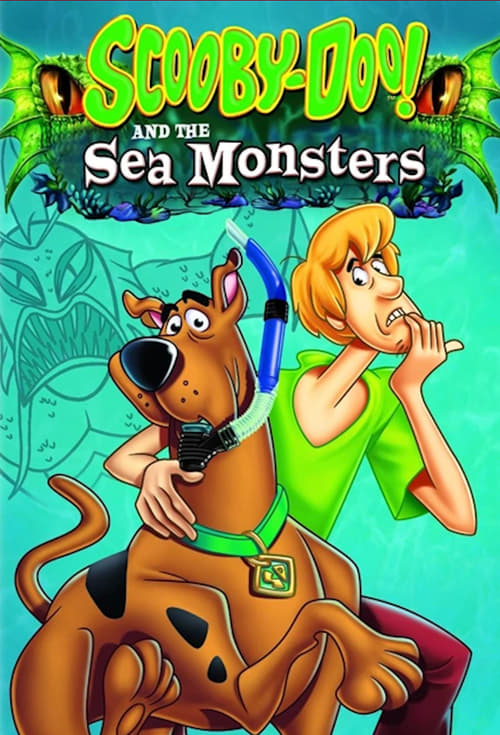 Scooby-Doo! and the Sea Monsters poster