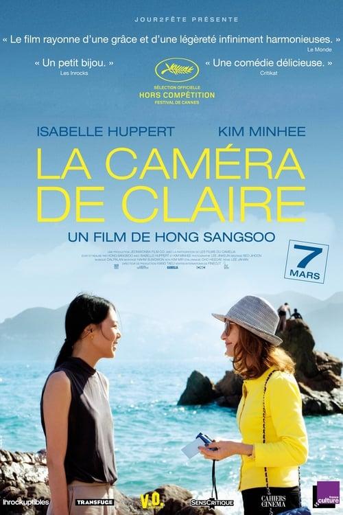 Película La cámara de Claire Con Subtítulos En Español