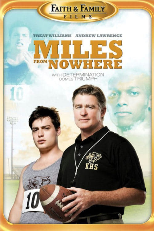 Largescale poster for Miles from Nowhere