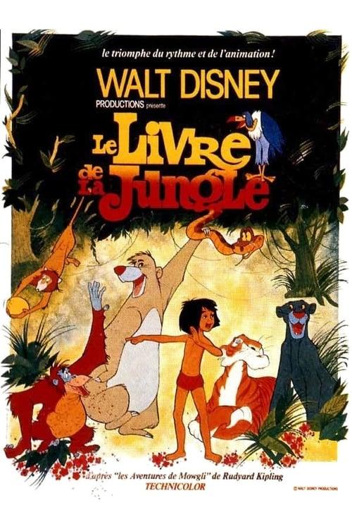 [1080p] Le Livre de la jungle (1967) stream