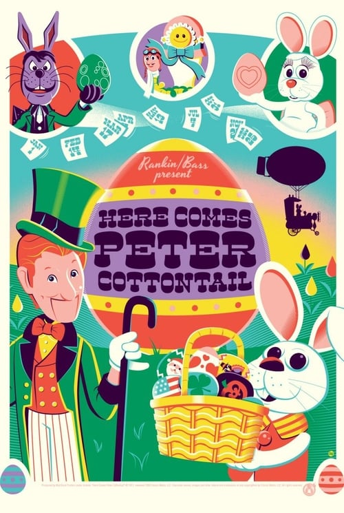 Here Comes Peter Cottontail 1971