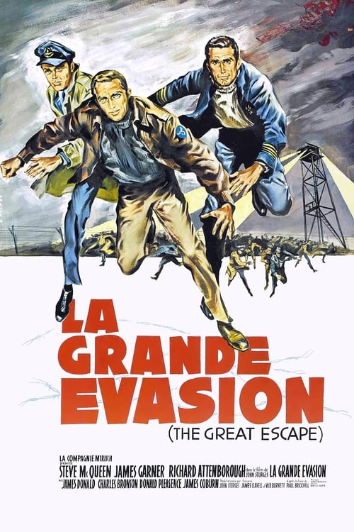 The Great Escape film en streaming