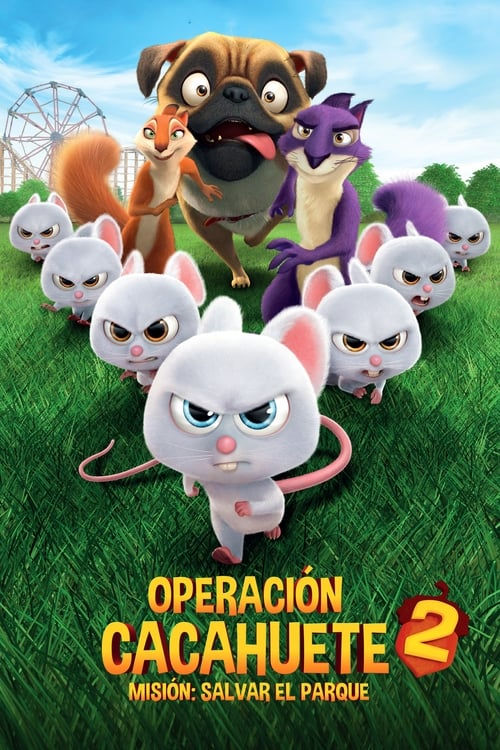 The Nut Job 2: Nutty by Nature pelicula completa