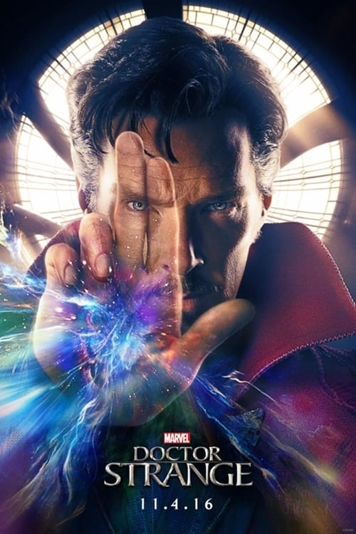 Doctor Strange: The Score-Cerer Supreme (2017)