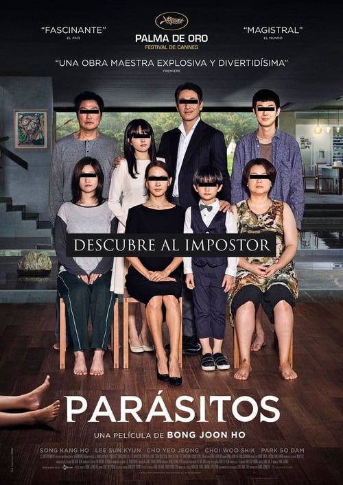 Ver Parásitos (2019) Online