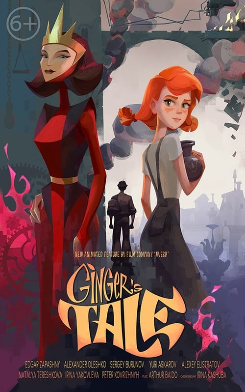 Ginger's Tale (2021) Poster