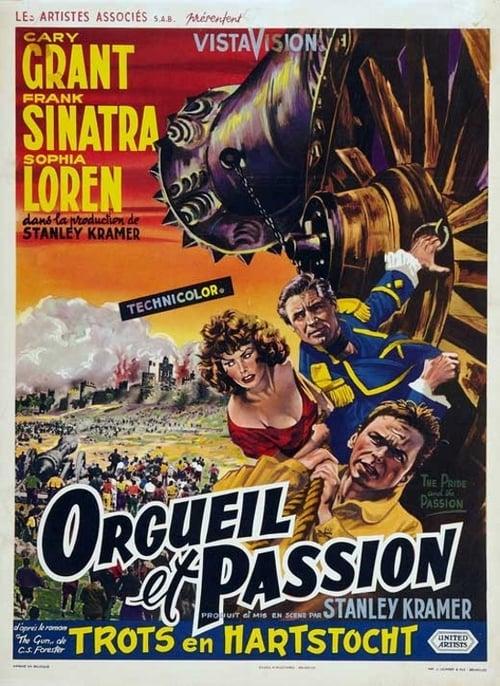 Regarder Le Film Orgueil et passion Avec Sous-Titres En Ligne