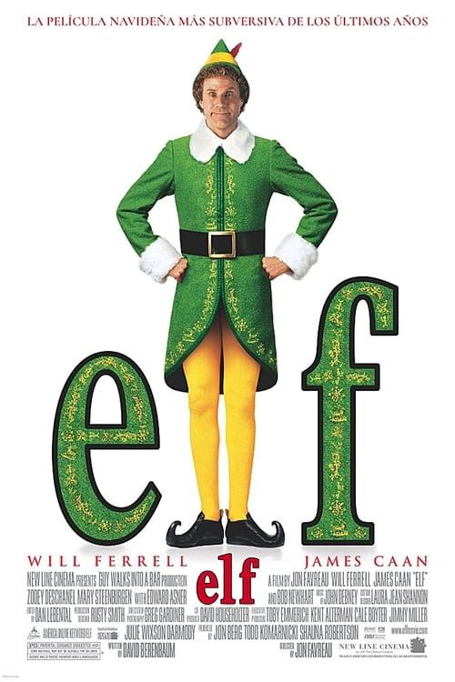 Elf pelicula completa