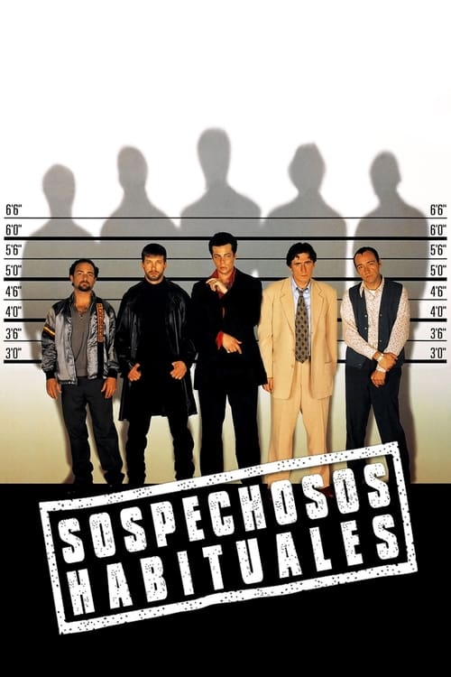 The Usual Suspects Peliculas gratis