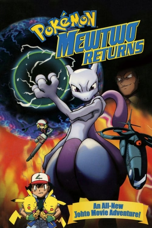How To Watch Pokemon Mewtwo Returns 2000 Streaming Online The Streamable