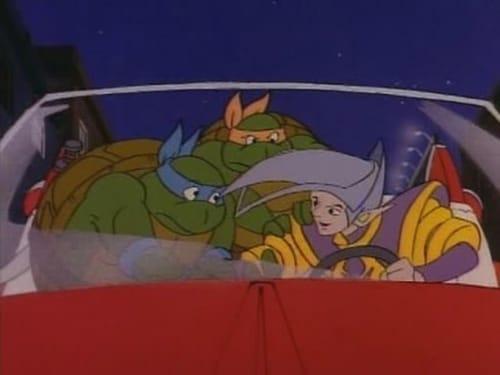 Teenage Mutant Ninja Turtles 1987 Streaming: Season 1 – Episode Hot Rodding Teenagers from Dimension X