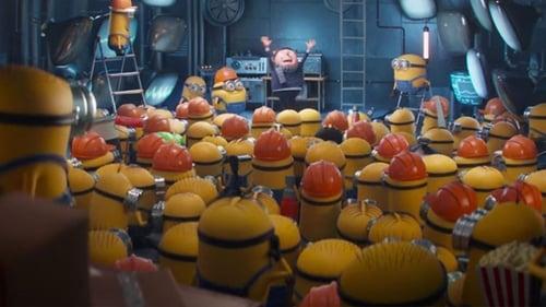 فيلم Minions: The Rise of Gru 2020