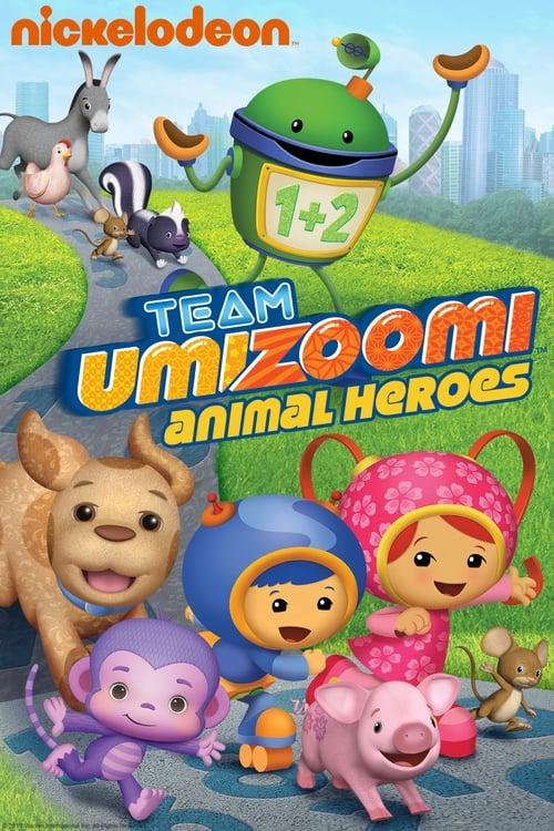 Ver Team Umizoomi: Animal Heroes Gratis En Español