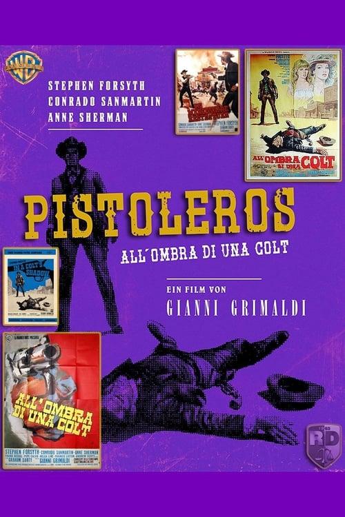 Poster von Pistoleros