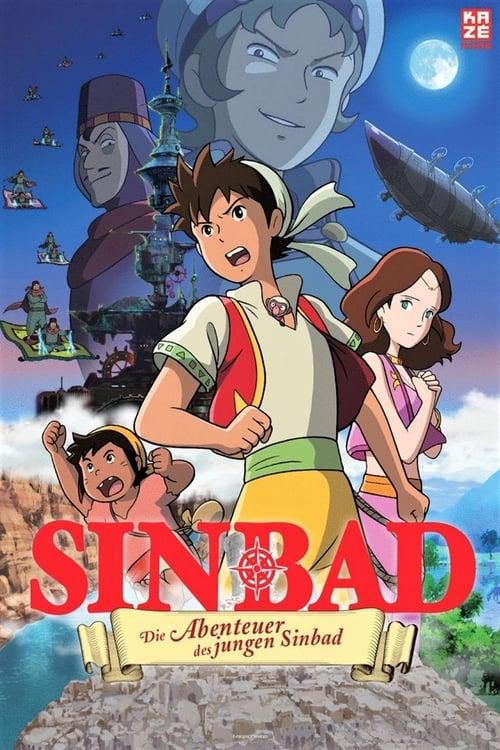 Die Abenteuer des jungen Sinbad - The Movie (2019)