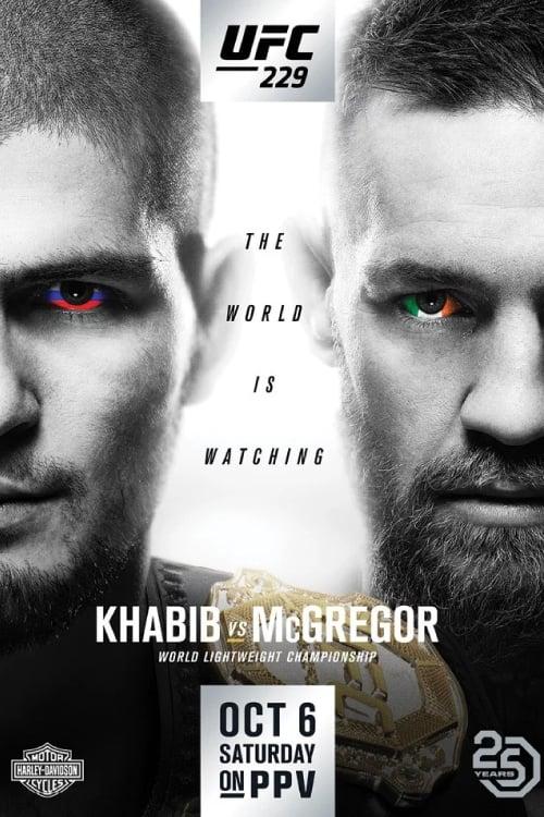 UFC 229: Khabib vs. McGregor What's