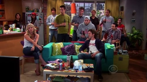 The Big Bang Theory - Season 3 - Episode 6: The Cornhusker Vortex