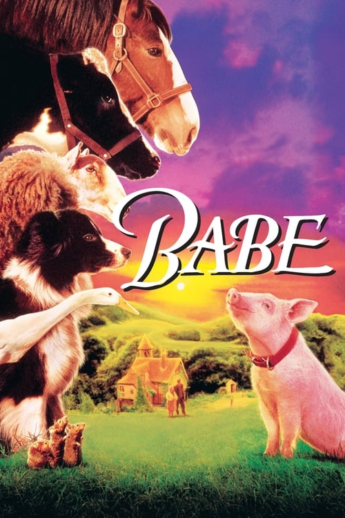 Babe - Poster