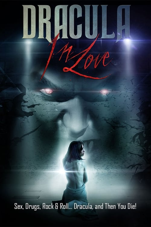The poster of Dracula in Love