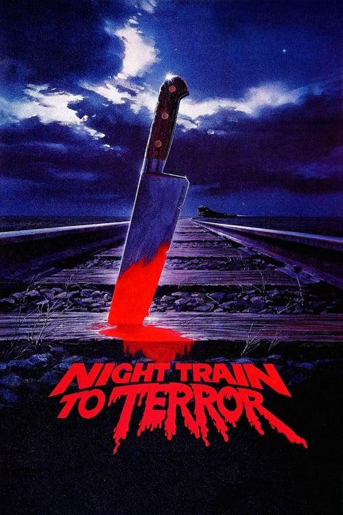 Mira La Película Noche en el tren del terror Con Subtítulos En Línea