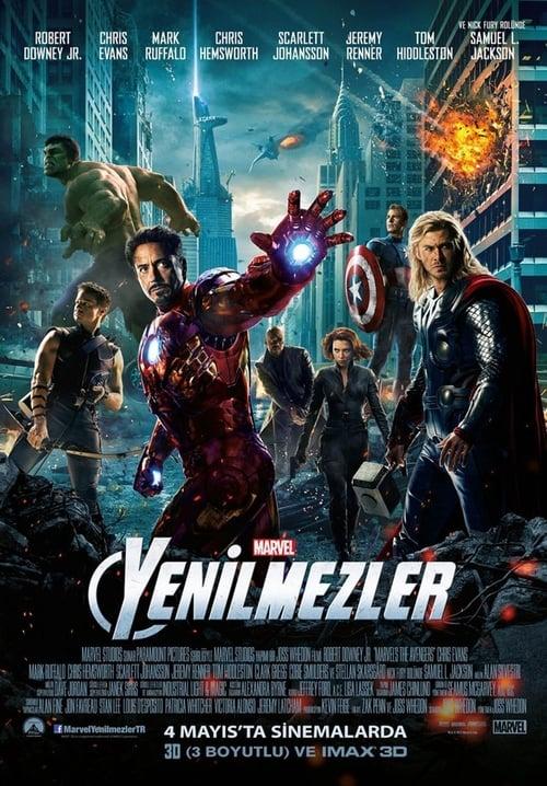 The Avengers ( Yenilmezler )