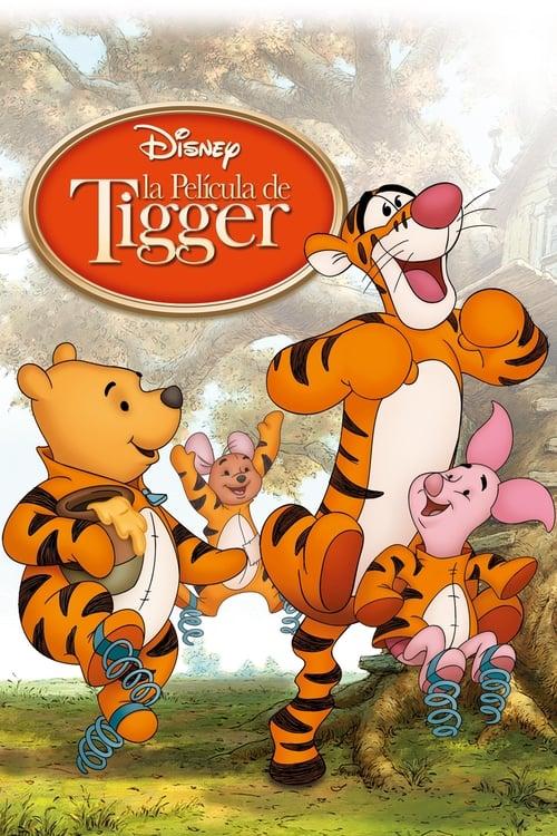Watch La película de Tigger En Español
