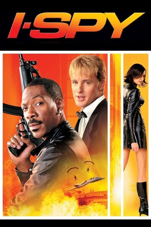 I Spy film en streaming