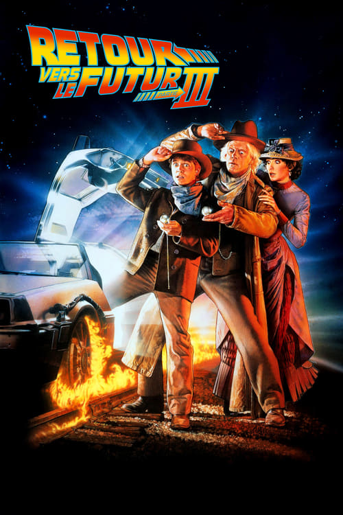 Regarder Retour vers le futur III (1990) Streaming HD FR