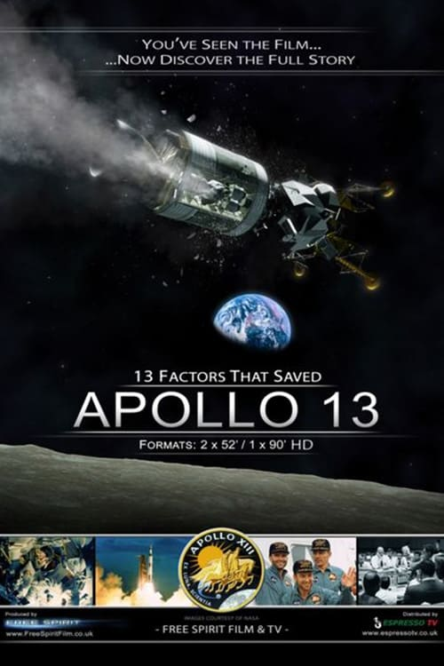 13 Factors That Saved Apollo 13 (2014)