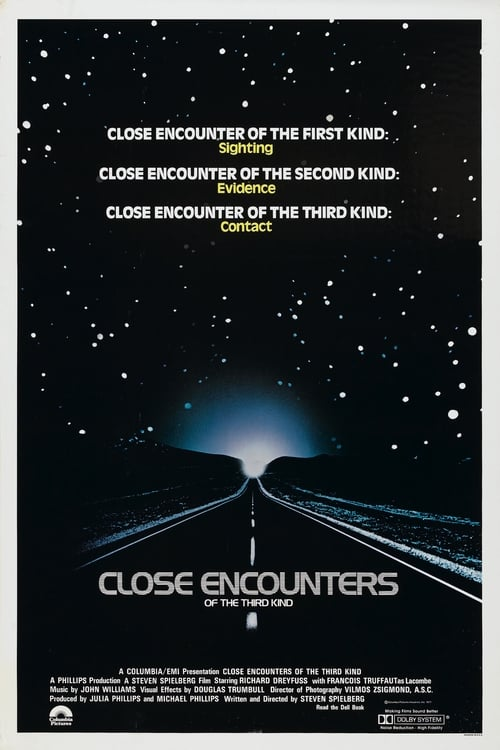 Watch Close Encounters of the Third Kind (1977) Best Quality Movie