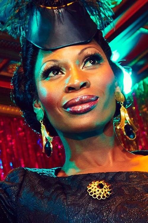 Kép: Dominique Jackson színész profilképe